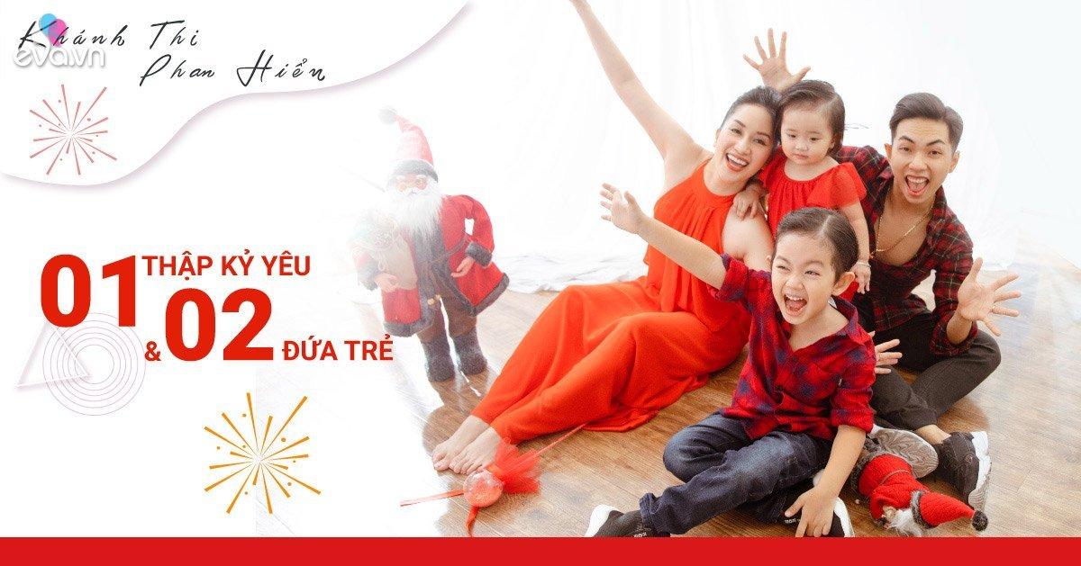 Bí quyết giữ lửa hạnh phúc gia đình của Khánh Thi - Phan Hiển chính là dành cho nhau những điều tích cực.