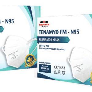 Khẩu trang Tenamyd FM N95 tại thị trường châu Âu